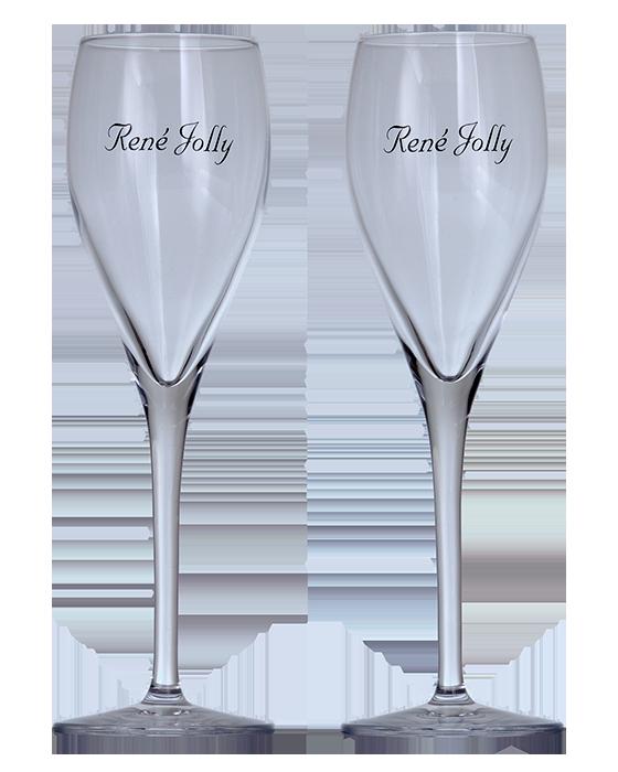 Champagne glazen - jeromeschampagne.nl