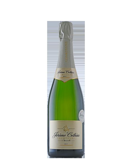 Blanc de Blancs 100% Chardonnay - jeromeschampagne.nl