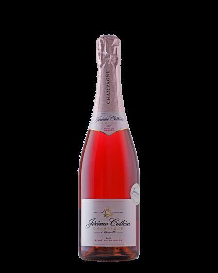 Jérôme Cothias Rosé Champagne - jeromeschampagne.nl